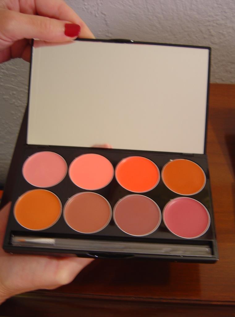Mehron L.I.P. Color Cream Day Palette.jpeg