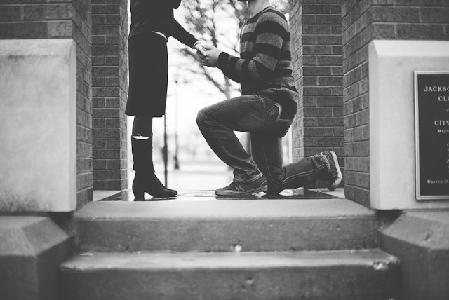 love proposal marriage