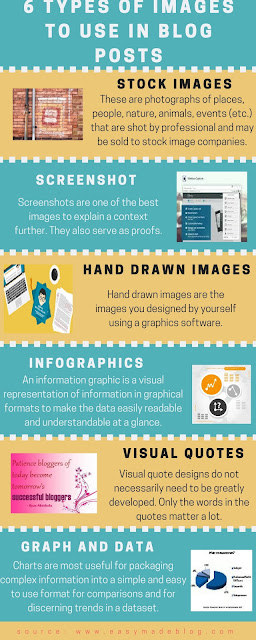 blog post images - infographics