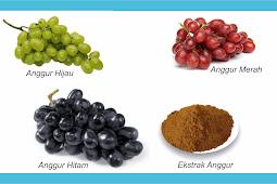 √ Manfaat Buah Anggur Untuk Kesehatan Dan Kecantikan