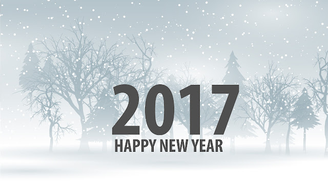 Happy New Year Images for winter