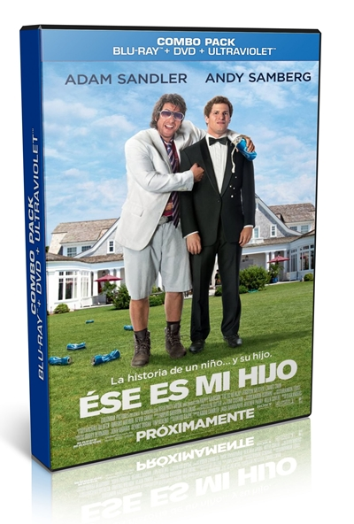Ese Es Mi Hijo 1080p MKV Español Latino 2012