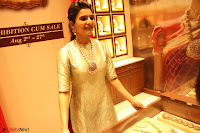 Samantha Ruth Prabhu in Cream Suit at Launch of NAC Jewelles Antique Exhibition 2.8.17 ~  Exclusive Celebrities Galleries 041.jpg