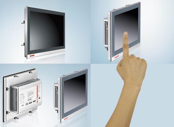 Industrial PC Touch Screen