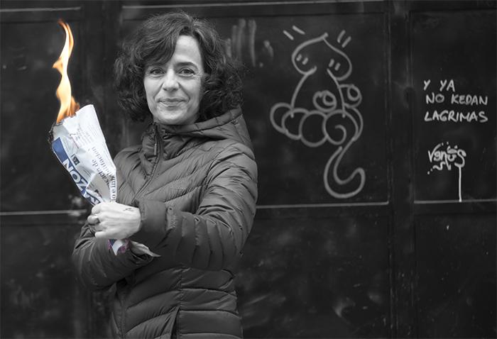 Biografía de Nuria Barrios