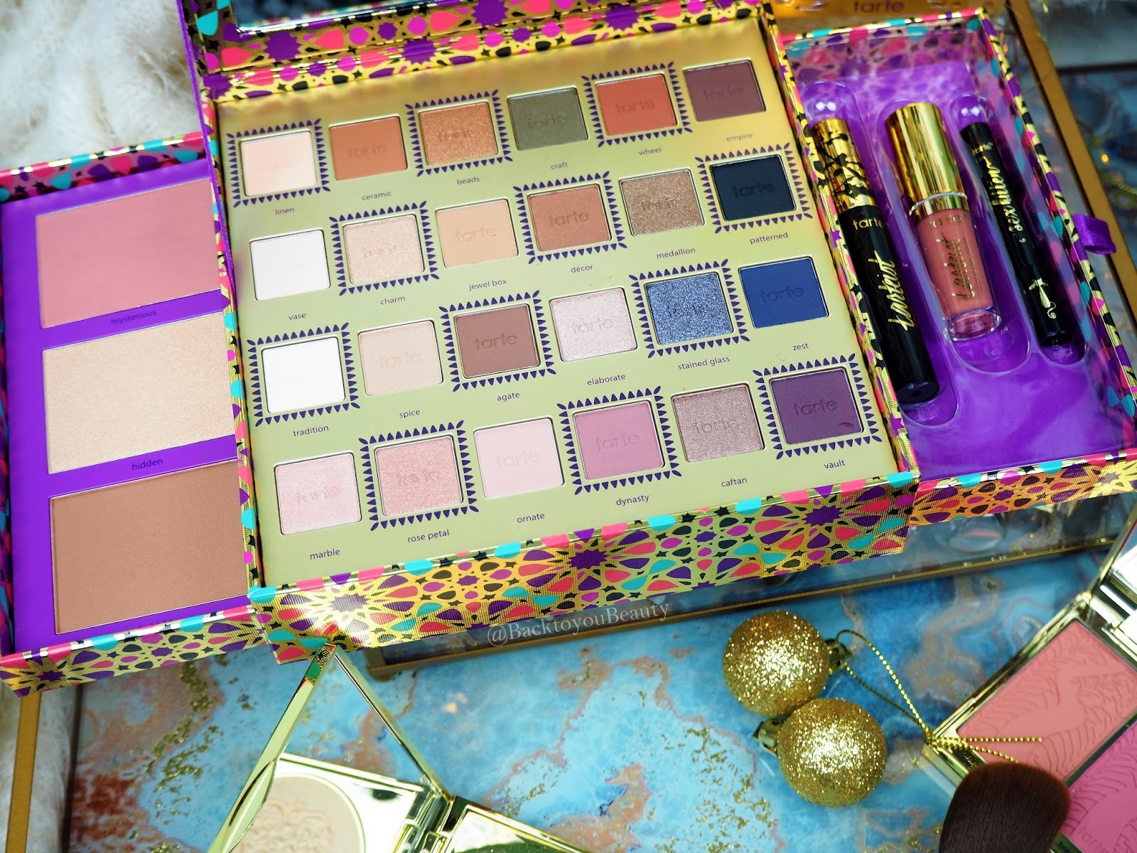 Tarte Tarteist Trove Make up Collection