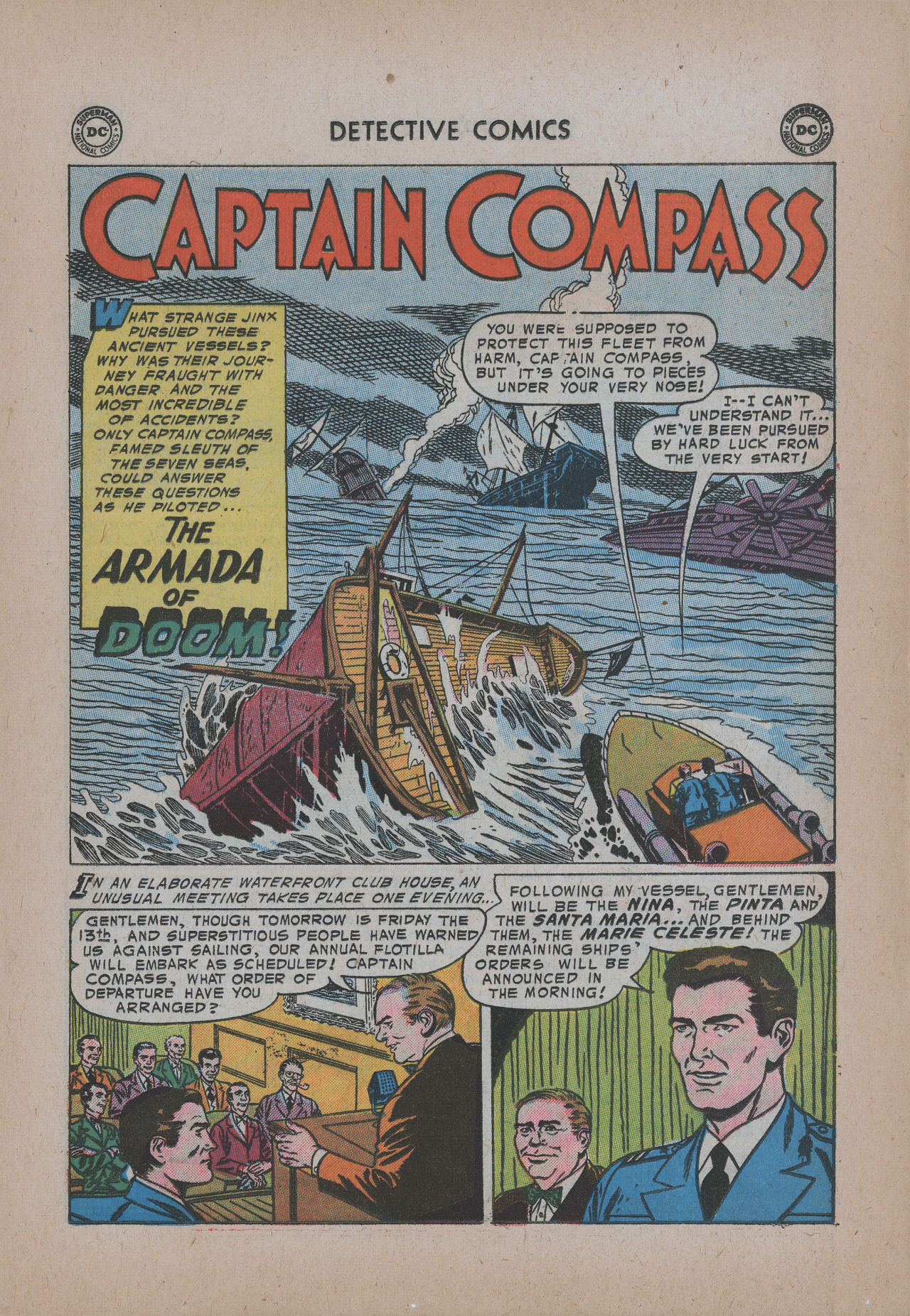 Detective Comics (1937) 221 Page 16