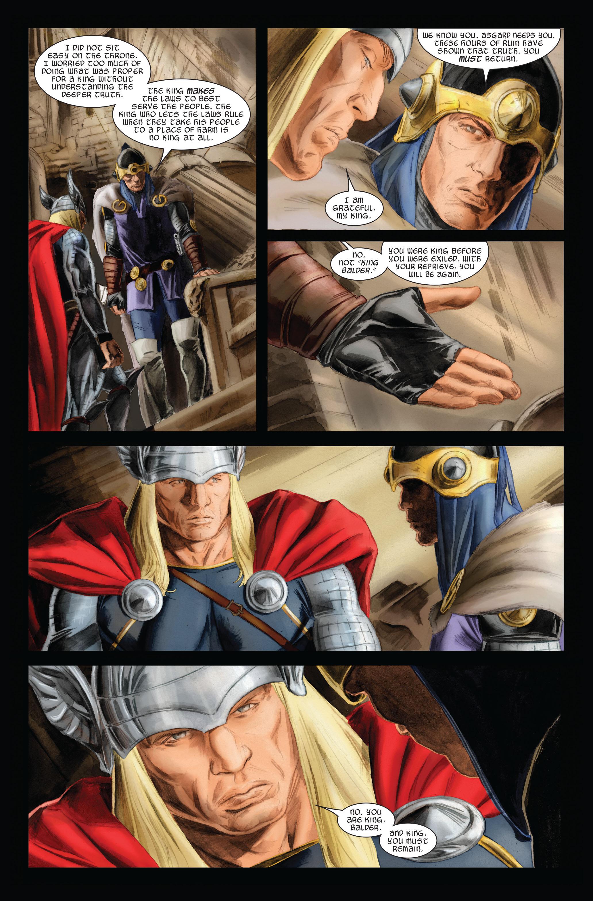 Thor (2007) Issue #610 #23 - English 10