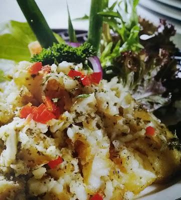 Salad Kentang Yamg Sedap