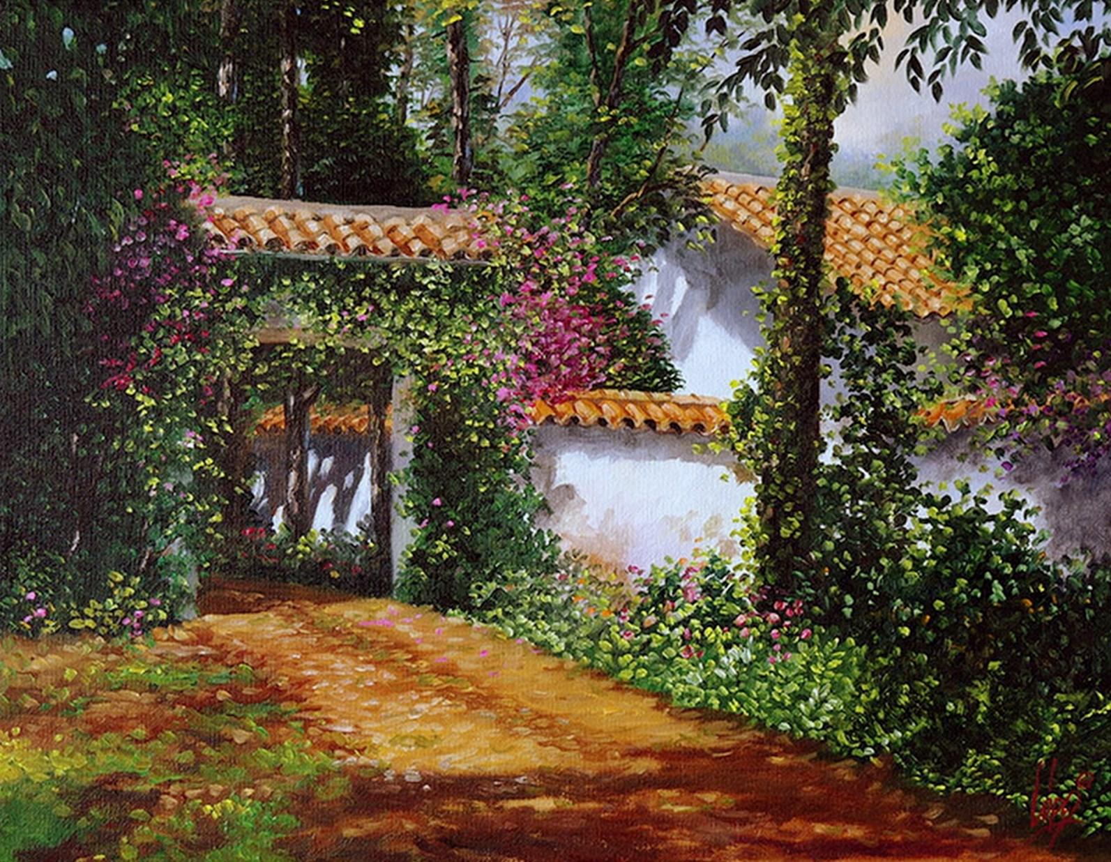 Imágenes Arte Pinturas: Pinturas Pueblos Paisajes, José Orlando ...