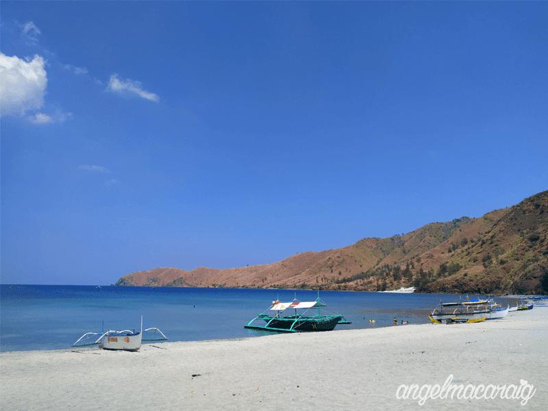 Nagsasa Cove x Capones Island Itinerary and Budget