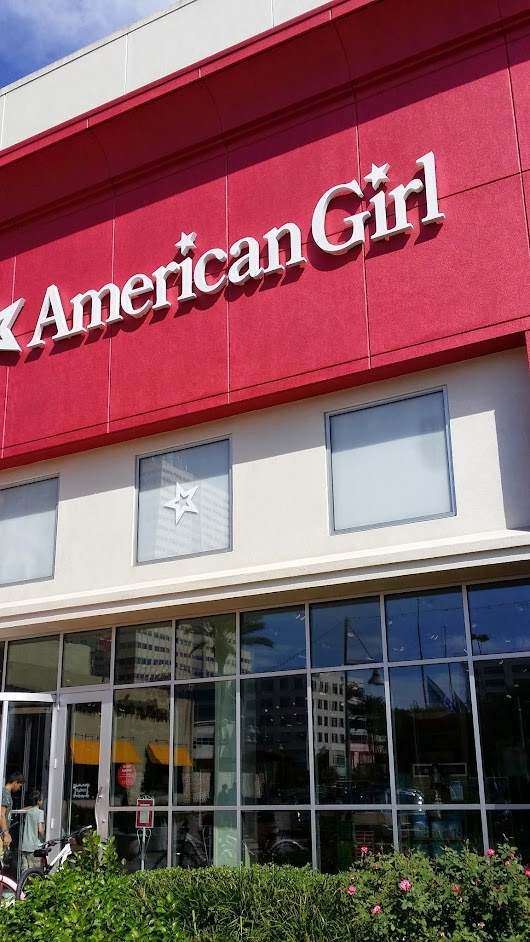 My Trip To The American Girl Store In Houston!!!