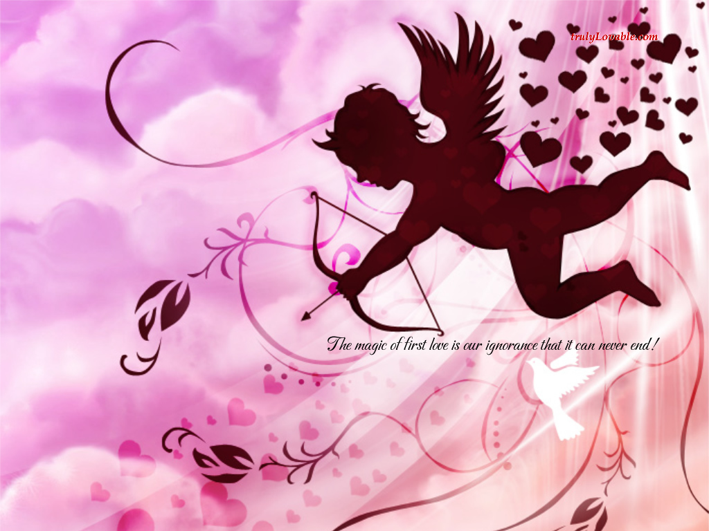 Wallpaper download love story - First Phase