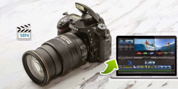 Import Nikon D750 MPEG-4/H.264 videos to FCP 6/7