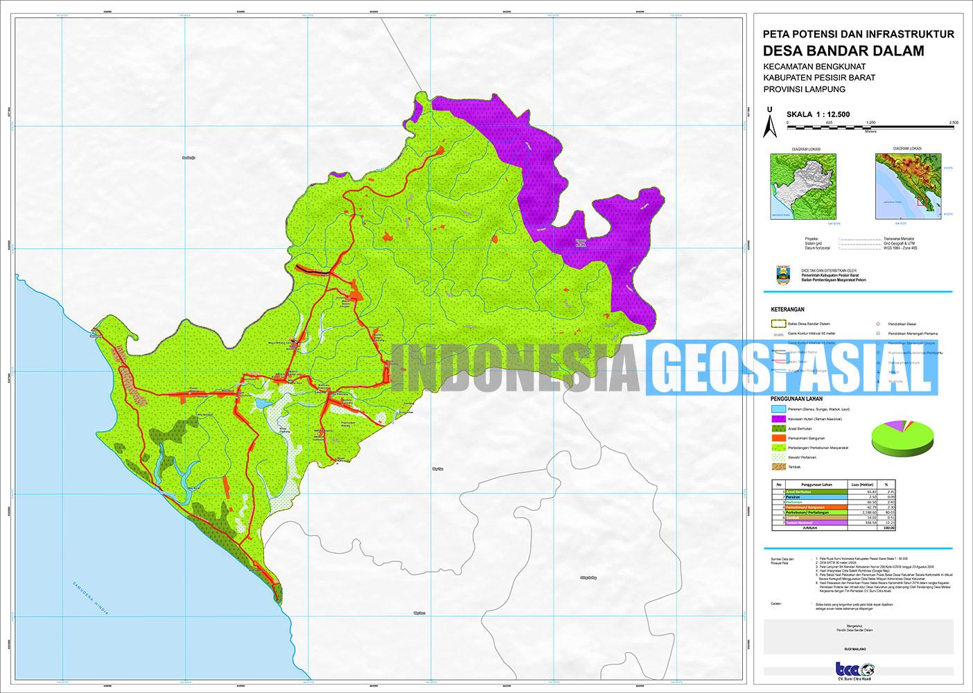 Peta Potensi Desa