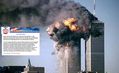 autoatentado-11 de septiembre-torres gemelas-bandera falsa-nueva york