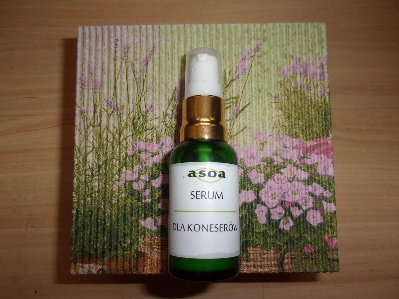 Serum dla koneserów z Asoa