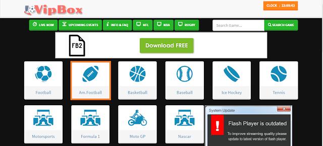 Vipbox Watch Live Sport Online Vip Box Tv | All Basketball Scores Info