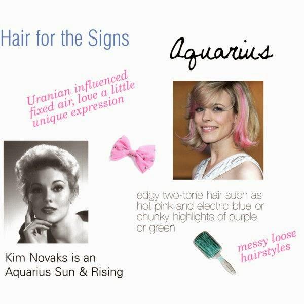 Ascendant aquarius woman