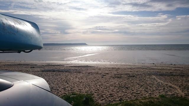 Wild Dunk Kayaking Oxwich Bay