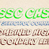 SSC CHSL Previous year Question Paper in pdf