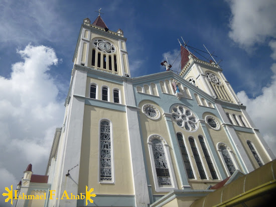Baguio Getaway Spot: Baguio Cathedral