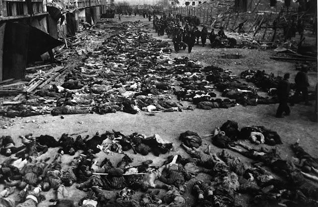 صورة محرقة اليهود وقصتها | صورة ومعلومة