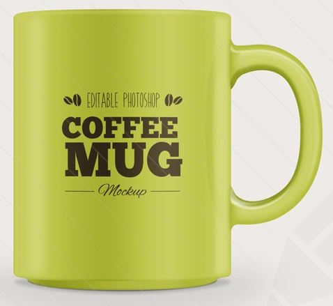 Download Coffee Mug Mockup PSD Terbaru Gratis - Coffee Mug Mockup