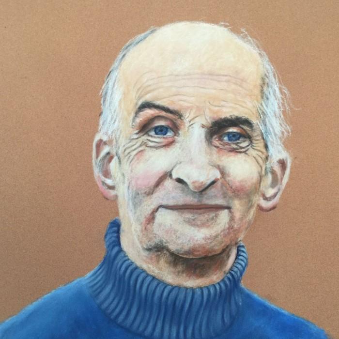 Портреты пожилых людей