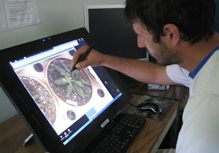 Laboratorios de INTA en Francia