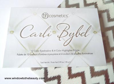 BH Cosmetics Carli Bybel