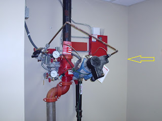 Fire Protection Deficiencies Dry And Pre Action Pipe Valves