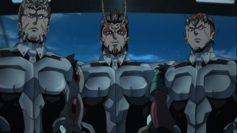 Terra Formars: Revenge - Episódio 01