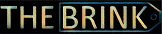 The Brink comic book logo