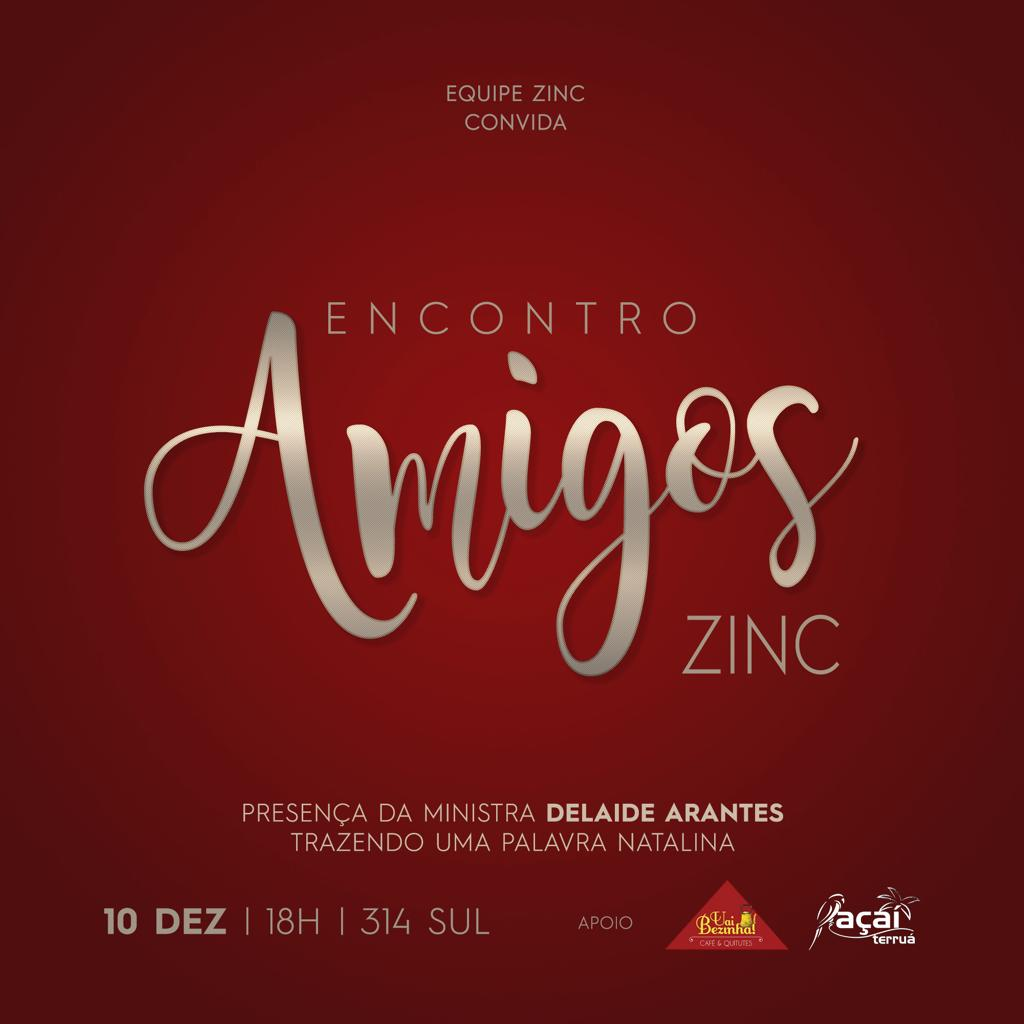 Zinc lança coleção de Natal e Réveillon