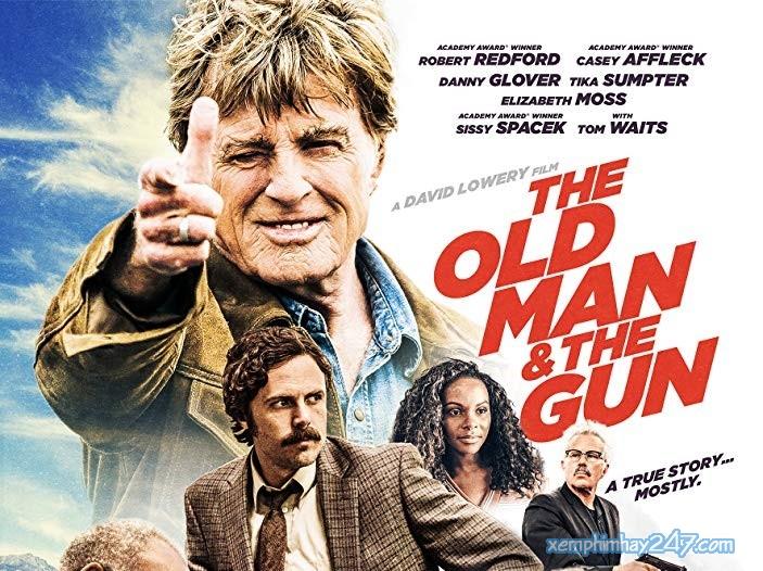 http://xemphimhay247.com - Xem phim hay 247 - Bố Già Và Khẩu Súng (2018) - The Old Man & The Gun (2018)