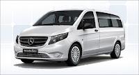 Đánh giá xe Mercedes Vito Tourer 121 2019 tại Mercedes Trường Chinh