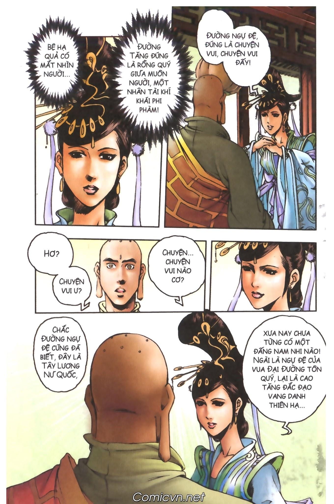 Tây Du Ký màu - Chapter 98 - Pic 3
