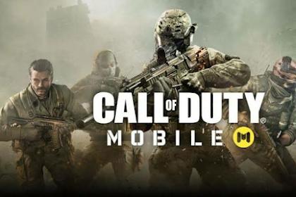Call Of Duty Mobile Sudah Release!!