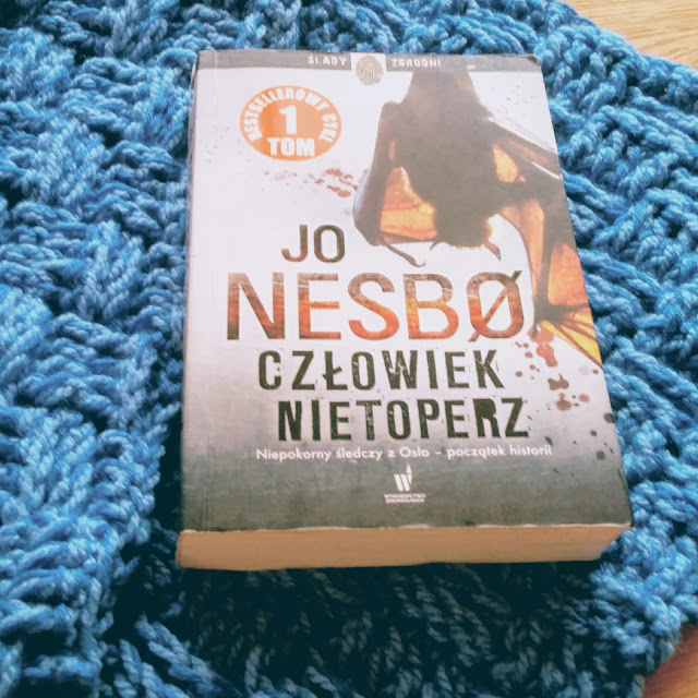 """""""Człowiek nietoperz"""" – Jo Nesbø"""