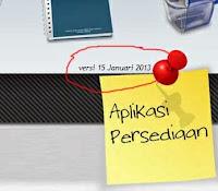 Update Persediaan Versi 15-01-2013