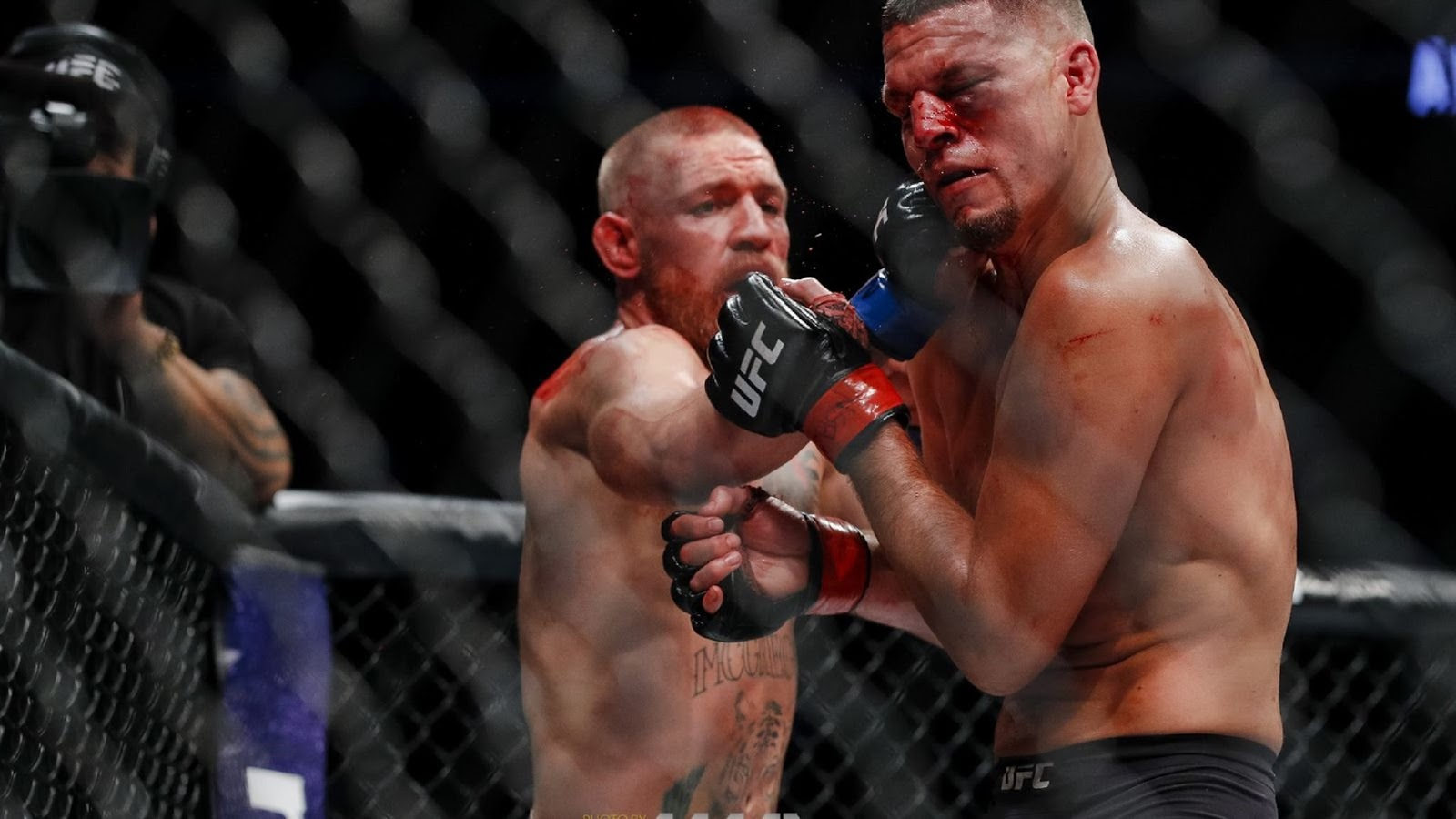 CONOR MCGREGOR VS. NATE DIAZ 2