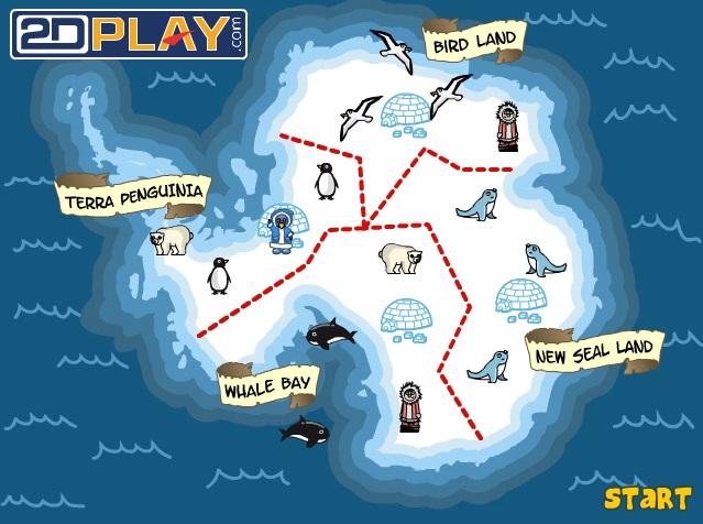Penguin Dinner 2 Spiel 4