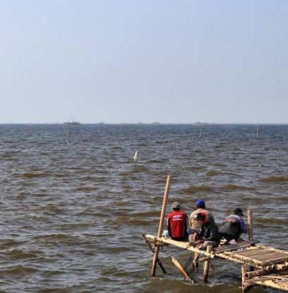 Daya Tarik Objek Wisata Pantai Marunda Di Cilincing Dki Jakarta Utara Jakarta Ihategreenjello