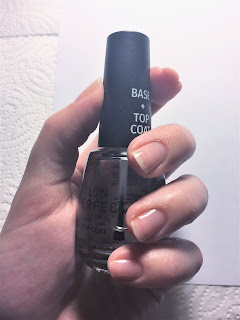 spray paint nails tutorial apply basecoat