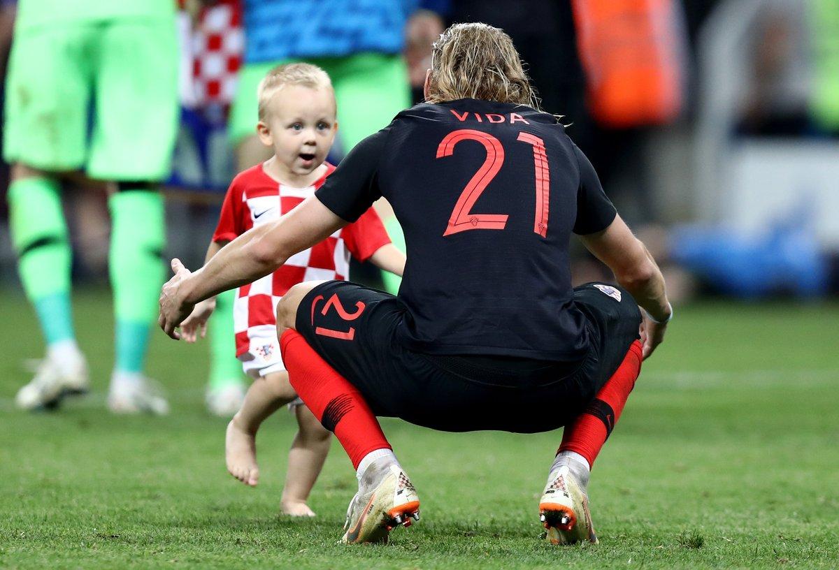 A Croácia ganhou da Inglaterra na prorrogação de 30 minutos por um a zero  depois de um empate em um a um no tempo normal de 90 minutos e vai a final  ... f76c07ef090f3