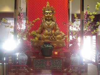 Budha Tooth Relic, Chinatown, Singapura