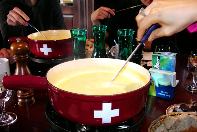 Why Switzerland is our ultimate destination! ...almost!