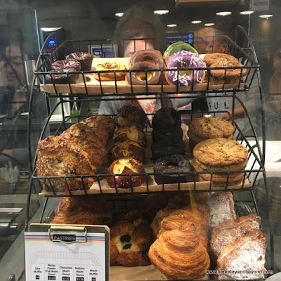 pastry selection at 1951 Coffee in Berkeley, California