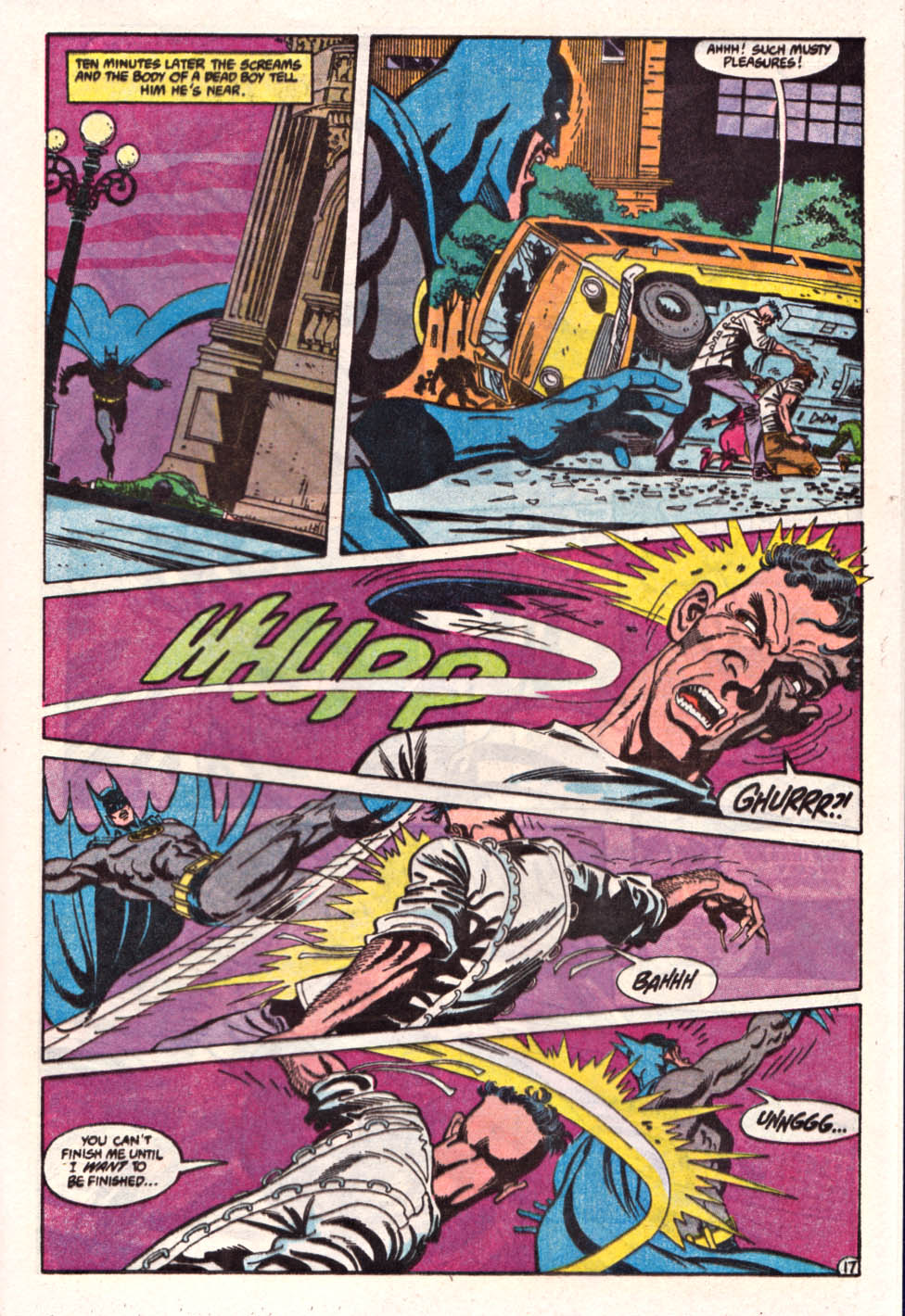 Detective Comics (1937) 640 Page 17